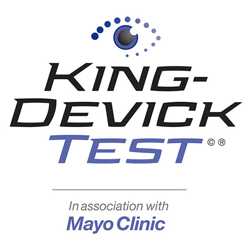 King-Devick Test w/ Mayo Clinic