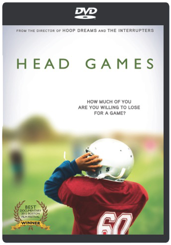 HeadGames DVD Box