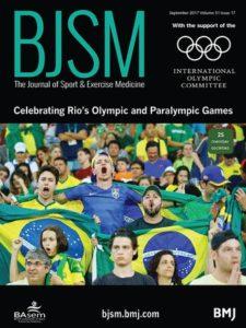 British J of Sports Med 2017;51(17):1279-84