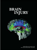 Brain Injury. 2018