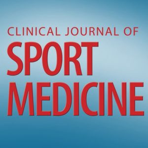 Clinical Journal of Sports Medicine. 2019;29(2):87-100