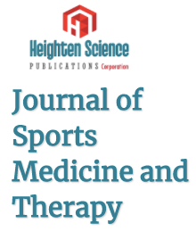 J Sports Med Ther. 2017; 2: 009-019