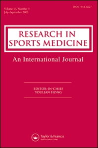 Research in Sports Medicine. 2018.
