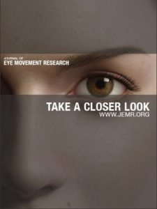 Journal of Eye Movement Research.  Vol. 12, No. 8