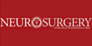 Neurosurgery, Volume 87, Issue 3