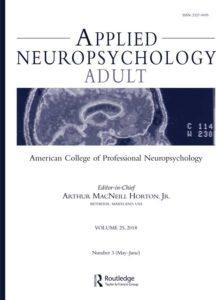 Applied Neuropsychology